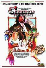 NEW Cannibal! The Musical: 13th Anniversary Edition (DVD)