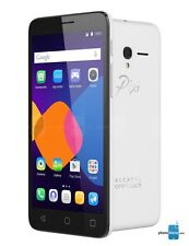 "Brand New Alcatel Pixi 3 - 3.5"" Screen (Unlocked) Android 4.4-Smartphone Black"