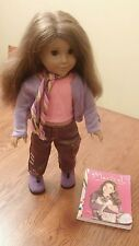 American Girl Doll Marisol Luna outfit and book