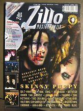 ZILLO 2004 # 5 - SKINNY PUPPY DAS ICH NIGHTWISH HELIUM VOLA SCHANDMAUL NICK CAVE