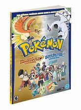 HeartGold and SoulSilver by Prima Games Staff and Inc. Staff Pokemon USA (2010,
