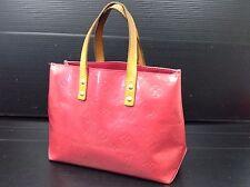 Auth Louis Vuitton Vernis Reade PM Hand Bag Vintage 6L270200m