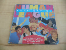 "Human League : (Keep Feeling) Fascination - 3"" CD Single - CDT 24"