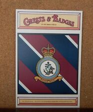 Royal Air force Maritime Headquarters Crests & Badges of the armed services