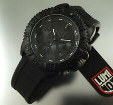 Luminox Navy Seal Blackout Chronograph Diver's Watch A.3081.BO