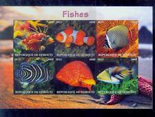 jibouti / 2016 marine life-tropical fishes.. /mnh.good condition