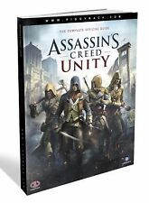 Assassin's Creed Unity : Prima Official Game Guide by Piggyback Interactive NEW