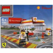 LEGO SHELL 2014 / 2015 Collectible Shell Station - Hot Pick