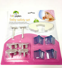BRAND NEW 11 PCS BABY SAFETY SET HOME SAFETY CENTRE SOCKET COVER CHILD PROOFING