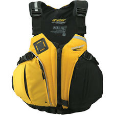 "Mango Stohlquist DRIFTER Mens Ergonomic Life Jacket PFD -XXL fits 48-54"" chest"