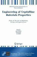 Engineering of Crystalline Materials Properties : State of the Art in...
