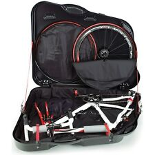 Suitcase Car bicycle rack SCICON AEROTECH EVOLUTION TSA/BAG TRAVEL BIKE