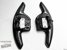 Audi A3 A4 A5 A6 A8 Q7 TT R8 GT S4 S5 RS5 RS6 S8 DSG CARBON Paddle EXTENSIONS V1