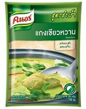 35g Knorr Thai Green Curry Complete Recipe Mix