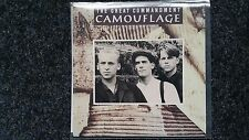 Camouflage - The great commandment 7'' Single FRANCE