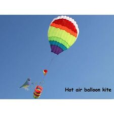 NEW 98 In Hot Air Balloon Power Kite Outdoor fun Sports Surfing Toys