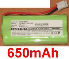 Batterie 650mAh type V30145-K1310-X383 Pour Siemens Gigaset A165 Trio