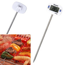 LCD Digital Thermometer for Laboratory BBQ Meat Deep Fry Cake Food Candy Jam