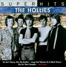 SUPER HITS BY THE HOLLIES (CD, Apr-2001, Sony Music Distribution)