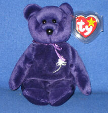 TY PRINCESS the BEAR BEANIE BABY - MINT with MINT TAG