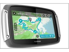 "TomTom Rider 40 Lifetime Maps Navigation Navi 4,3"" Bluetooth wasserdicht"