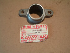 MEGA RARE GENUINE KAWASAKI  NOS H1 H1a H1b H1c H1d H1e H1f KH500 INLET MANIFOLD
