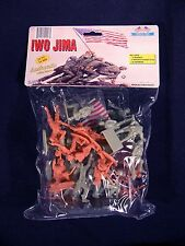 BMC 40026 Battle of Iwo Jima Bagged Toy Soldier Playset