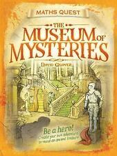 Math Quest: Museum of Mysteries by David Glover (2016, Paperback)