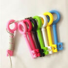 Hot 5X Key Cord Cable Organizer Winder Earphone Headphone Wrap Wire Holder POP