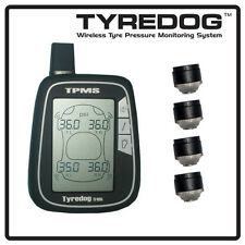 NEW Tyredog TD1000 TPMS Wireless Tire Pressure Monitoring USA FREE 3day Shipping