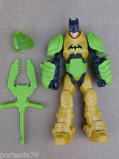 DC Universe Power Attack TOXIC TAKEDOWN BATMAN Loose 6 Inches