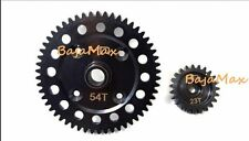 54T & 23T spur gear upgrade part for Losi 5ive t 1/5 rc car