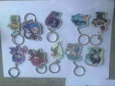 Animation League of Legends Acrylic Keychain Key Buckle 1pc