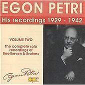 Egon Petri, Vol.2 (2CDs) (1993)