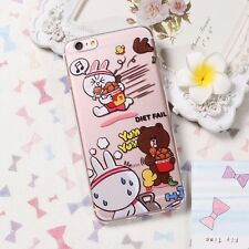 Cute Cellphone Case [LINE Character] For iPhone 7 Plus