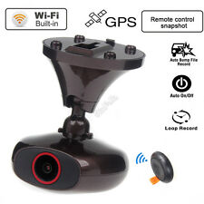 DDPAI M6 Plus HD 1440P WIFI Car Dash Video Record GPS Camera DVR Remote Snapshot