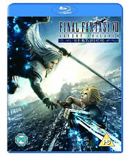 BLU-RAY    FINAL FANTASY 7  VII       NEW SEALED UK STOCK