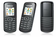 Samsung GT E1080 - Black (Unlocked) Mobile Phone