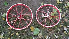 "Vintage 20"" Lester Mag Wheel Sets  - Old School BMX -  Sachs  Bendix Coaster"