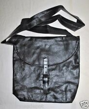 Tarred Haversack w/Removable Inside Liner - Heavy Duty - High Quality Civil War