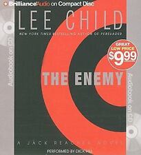 AUDIO BOOKS ON CD,   LEE CHILD   THE ENEMY