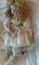 SEYMOUR MANN - Christina, Little Girl Porcelain Doll