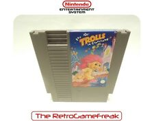■■■ Nintendo NES : Trolls in Crazyland - (PAL-B) - Cart Only ■■■