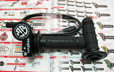 Quick Action Throttle Set 1/4 Turn,UNIVERSAL FITS / On Road/Off Road bike