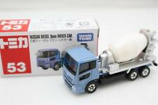 NEW Takara Tomica Tomy #53 Nissan DIESEL Quon MIXER Mini Diecast Toy Car