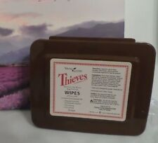 NEW BATCH! YOUNG LIVING THIEVES WIPES-30 WIPES-NEW & SEALED-ESSENTIAL OILS
