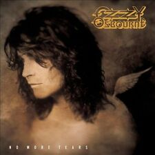 No More Tears by Ozzy Osbourne (CD, Aug-1995, Epic)