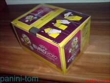 PANINI EURO 2012 box 100 packets EM 12 Poland & Ukrainel Display Tüten