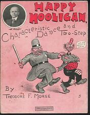 Happy Hooligan Characteristic Dance and Two Step 1902