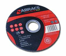"4 1/2"" 115MM X 1MM X 22MM PROFLEX THIN CUTTING DISC X25"